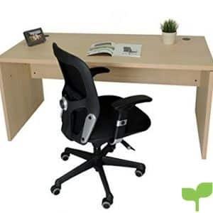 Mesa de Oficina. Euro 2000. Color Haya. 180×80 cm
