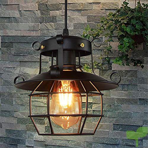 Per Lámpara Techo Dormitorios Vintage Retro Lámparas Colgantes Pared Industriales para Salón Lámpara de Decoración para Casa