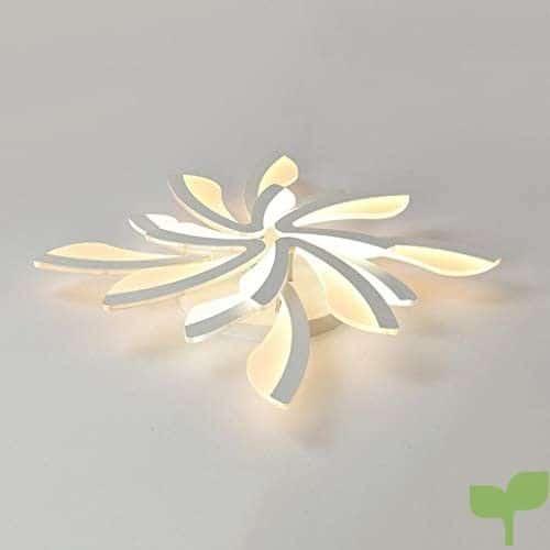 Luces de techo Ali Post-Moderno Simple Sala de Luces de iluminación Creativa Dormitorio Luces cálidas y románticas iluminación LED Restaurante Sala de lámparas de Techo