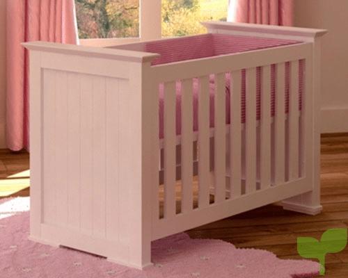 cuna de bebés 2 - Ideas para decorar la habitación del bebé