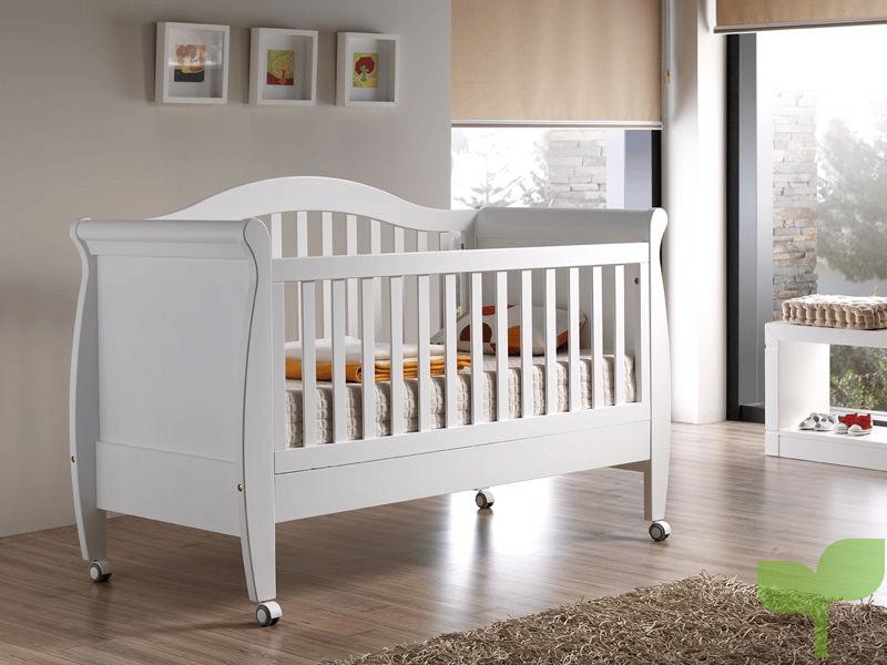cuna de bebés 3 - Ideas para decorar la habitación del bebé