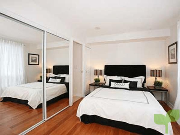 decoracion con espejos para habitaciones pequeñas - Ideas para decorar una habitación pequeña ¡La solución perfecta!