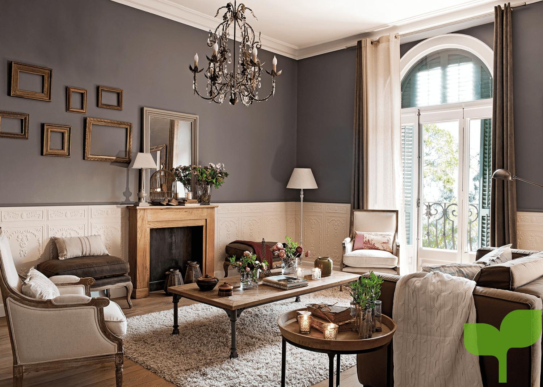 Ideas para decorar las paredes de un salón
