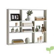 estantería de pared de estantería de libros de espacio de almacenamiento de estantería mika de colour blanco fmd 180x180 - Listado de páginas de nuestro sitio web
