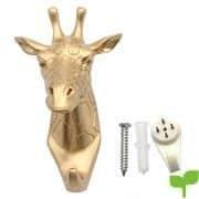 evilandat único jirafa cabeza perchero de pared perchero sombrero gancho con forma de animales decorativo regalo dorado 180x180 - Listado de páginas de nuestro sitio web