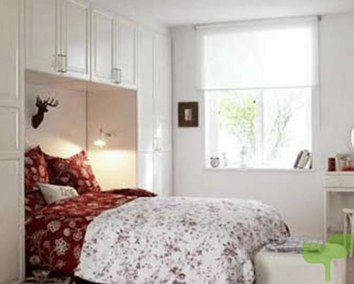 iluminacion en una habitacion pequeña 1 - Ideas para decorar una habitación pequeña ¡La solución perfecta!