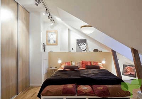 iluminacion en una habitacion pequeña 2 - Ideas para decorar una habitación pequeña ¡La solución perfecta!