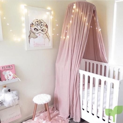 los doseles 1 - Ideas para decorar la habitación del bebé