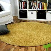 mona alfombra pelo corto redonda velour amarillo curry 4 tamaños 180x180 - Listado de páginas de nuestro sitio web