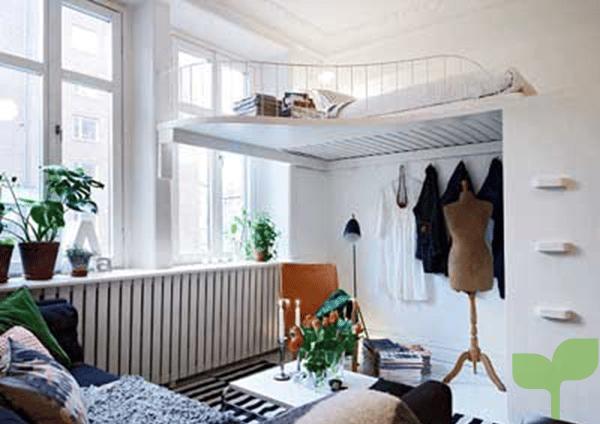 muebles modulares - Ideas para decorar una habitación pequeña ¡La solución perfecta!