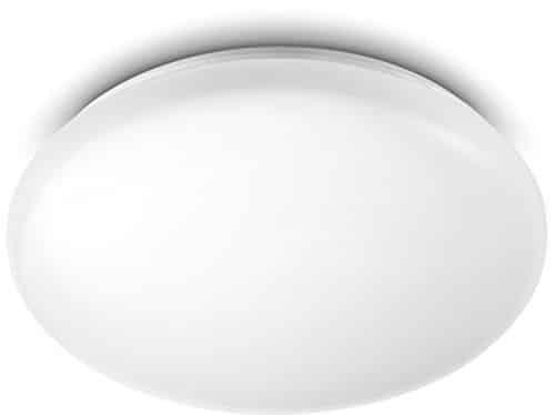 Philips Plafón de techo blanco, Iluminación funcional para interiores