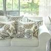 Phantoscope Decorativo de la serie New Living Café Throw Pillow Cojín juego de 4 Nuevo Café de estar