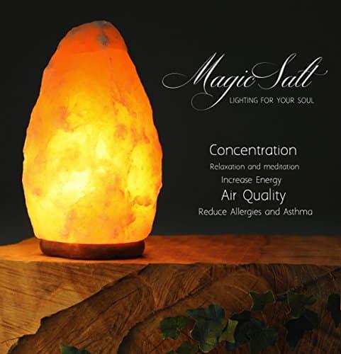 Lampara Mediana de Sal del Himalaya (2-3 kg) – Magic Salt