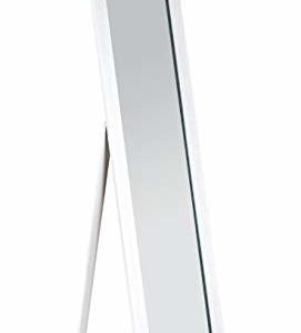 Haku – Espejo de pie (47 x 34 x 156 cm, plástico)