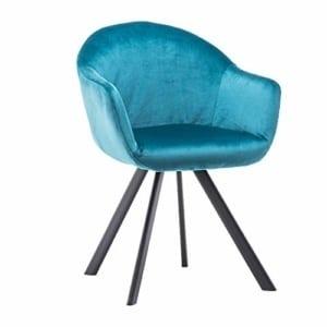 Movian Elbe – Silla de comedor, azul